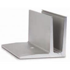 Glas Profil TL-3010, Profillänge = 5000 mm, EV1 eloxiert