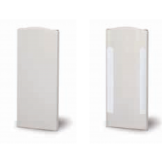 Endkappe links/rechts für Profil TL-6010, EV1 eloxiert