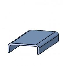 Kantenschutz für Glasstärke 12,76 - 13,53 mm