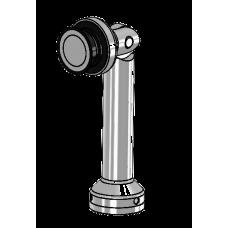 Winkelstandverbinder, Achse = 115 mm