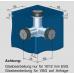 3 - Punkt Verbinder starr Glas/Glas/Glas, für ESG 10 mm